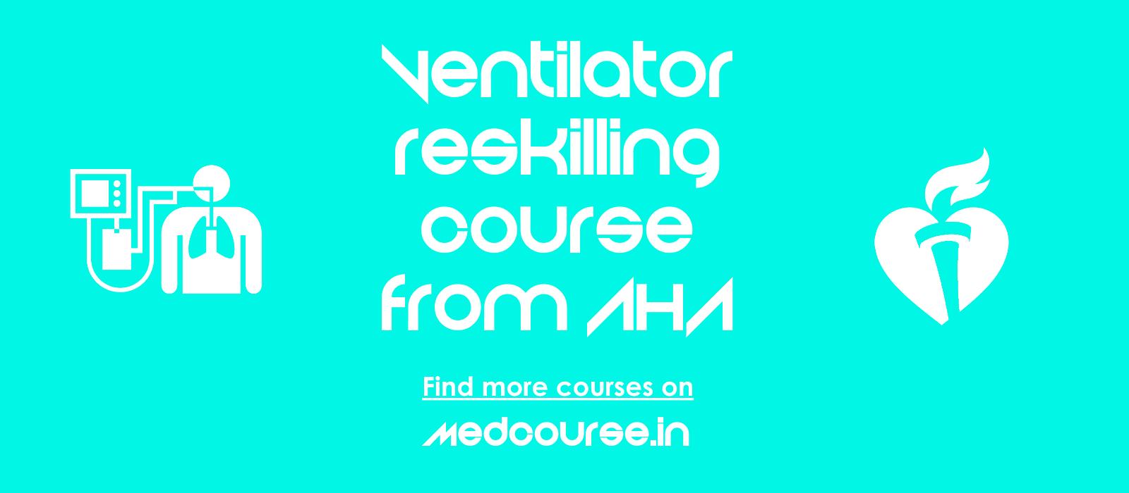 Ventilator course